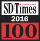 SD Times 100 2016